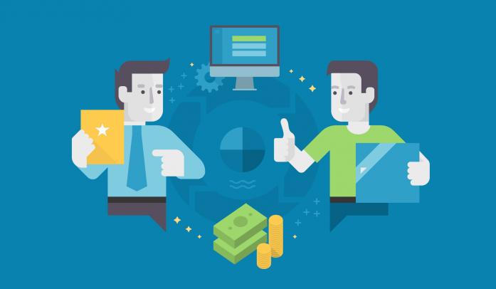 Tạo dựng mối quan hệ với các khách hàng.