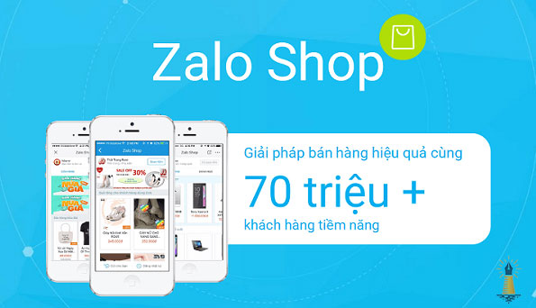 Hướng dẫn đăng ký bán hàng trên app Zalo