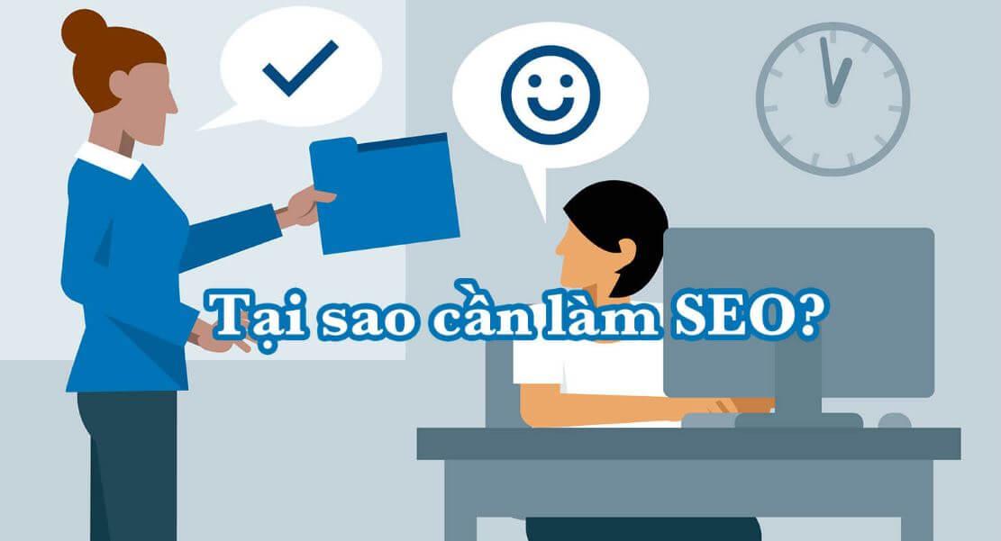 SEO giúp website có thứ hạng cao