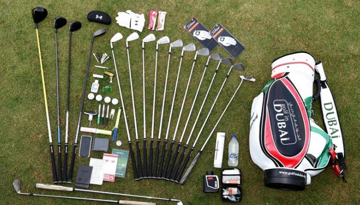 Dụng cụ chơi golf gồm những gì?
