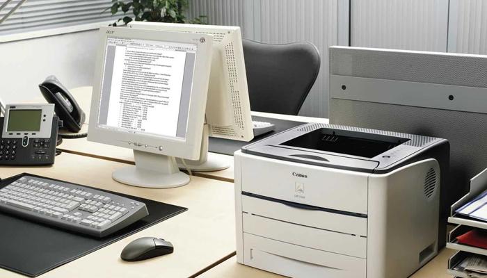 Thiết bị in ấn, máy móc văn phòng